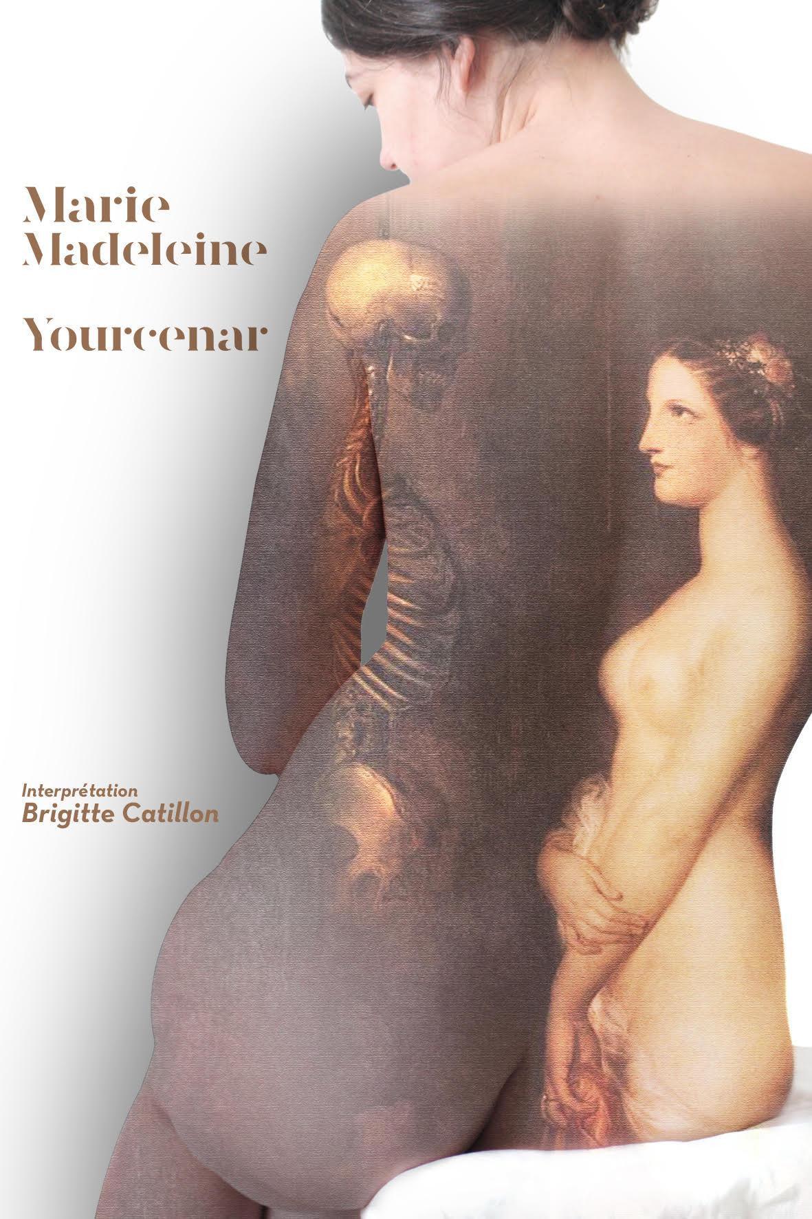 AFFICHE Marie-Madeleine ou le salut