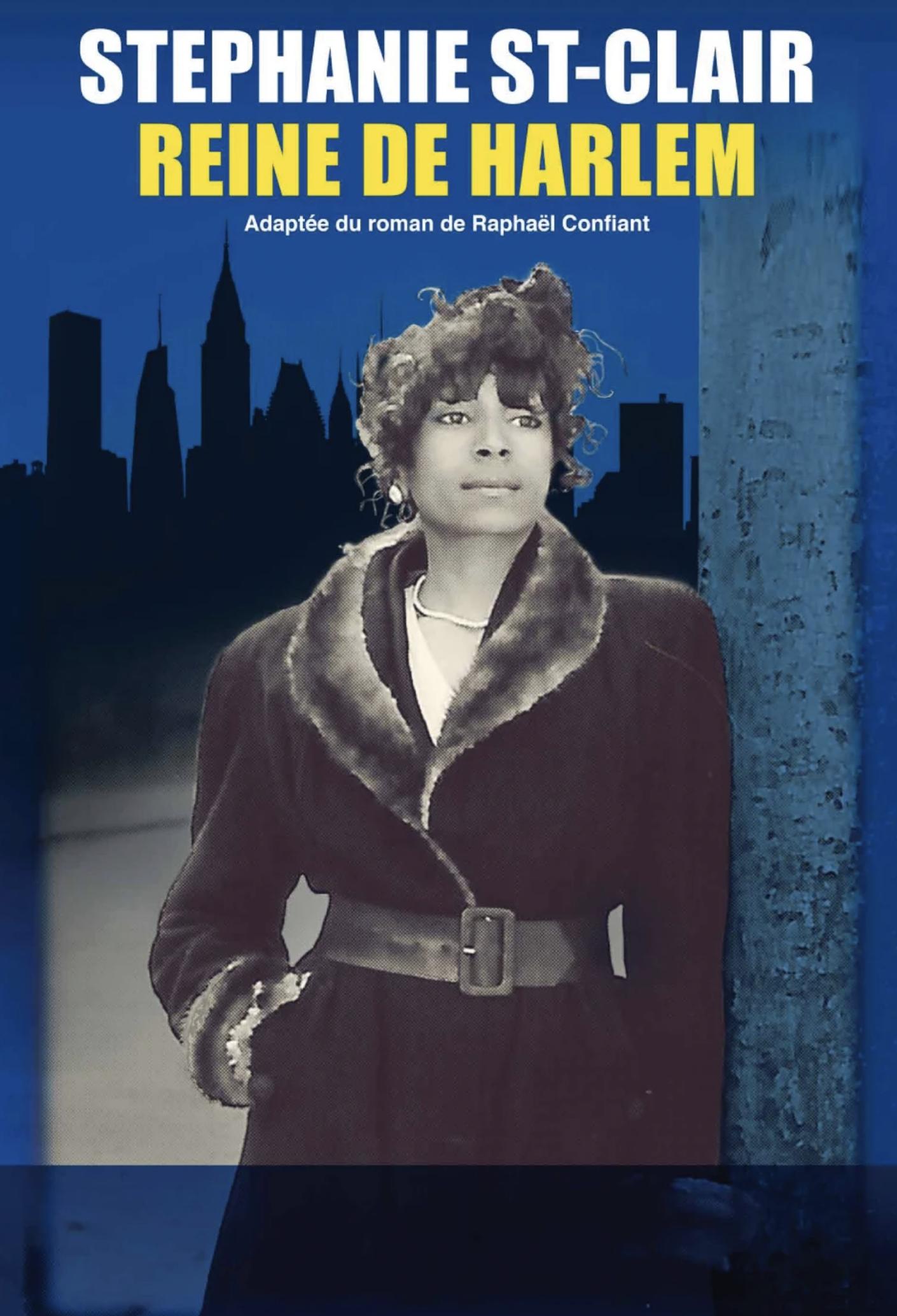 AFFICHE Stéphanie Saint-Clair, reine de Harlem